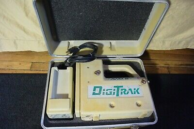 Digitrak Directional Drill Locator Wand Model Mark Iii With Case And Charger 2