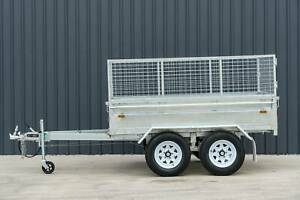 8x5 Tandem Axle Box Trailer FULLY GALVANISED Moss Vale Bowral Area Preview