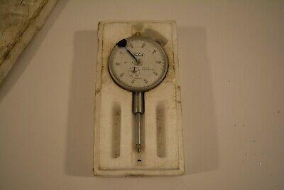 Teclock .001-1 Dial Indicator Gage Al-921 Made In Japan