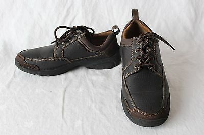(G.H BASS & Co. Brown TOLEDO Lace-Up Oxford Casual Shoes Mens Size 8 M 2334-200)