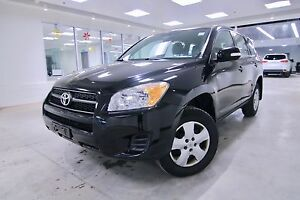 2012 Toyota RAV4  BASE FWD, ORIGINAL RHT VEHICLE, ONE OWNER, CLE