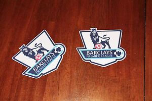 Pro-S Official Premier League Player Size Pair of Patches Sporting ID 2013/14