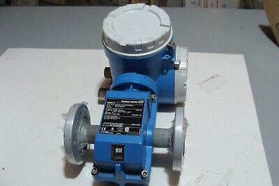 Nnb Endress Hauser 50w25-ulga1raob8aa Electro Magnetic Flowmeter 50w25 New