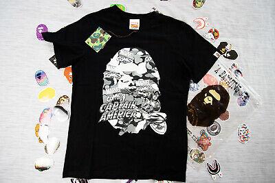 Bape x Marvel Shirt - A Bathing Ape T-Shirt (Read 'Item Description' For Sizing)