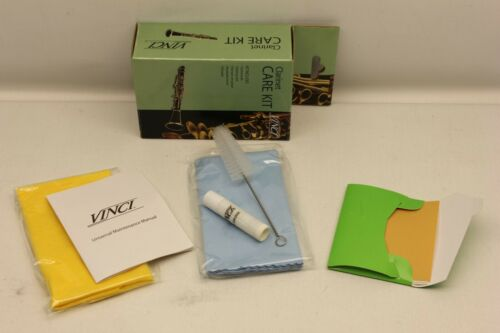 VINCI Clarinet Maintenance Cleaning Care Kit        SAME DAY FAST SHIPPING