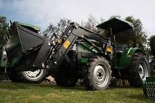 New 55hp 4WD Diesel Tractor with 4 in 1 FEL+ Bonus 5ft Slasher! Hatton Vale Lockyer Valley Preview