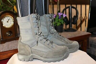 Danner 51534 Rivot TFX Sage Green Military Boots Womens Boot Size 8.5 Made USA  - Sage Green Boot