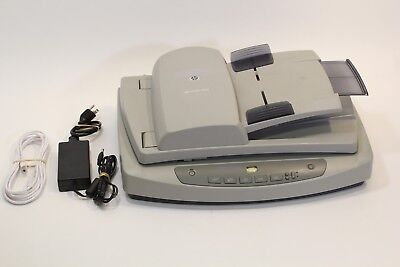HP ScanJet Color 5590 ADF Feeder USB Document Scanner Tested Guaranteed