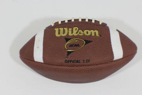 Wilson 1001 NCAA Football Official Size