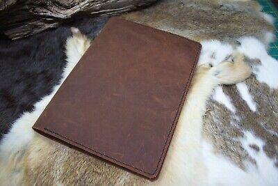 Handmade Leather Composition Notebook Portfolio
