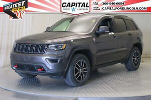 2017 Jeep Grand Cherokee Trailhawk 4WD **New Arrival**