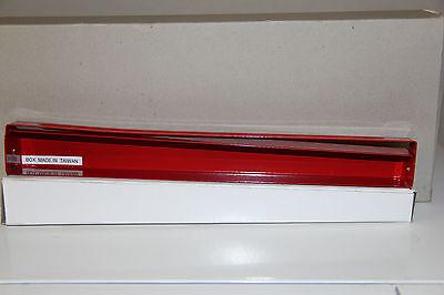 Small Red Metal Storage Socket Box 10 X 1 1/2