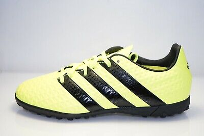 adidas Ace 16.4 TF Astro Turf Kids Junior Football Boots Size UK 2 / EU 34 (A03)