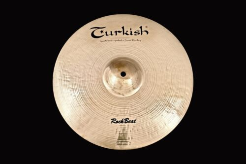 Turkish Cymbals Rock Beat Hi-hats, 13