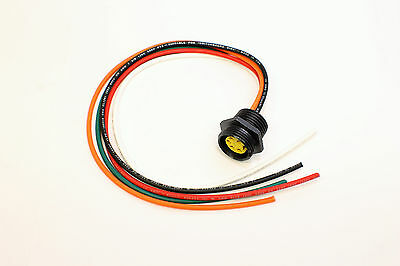 Waste Oil Heater Part - Reznor Yellow Quick Disconnect Cable 202479