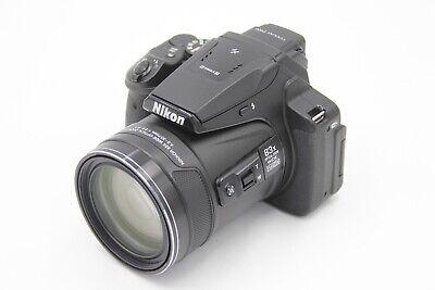 Nikon CoolPix P900 Digital Point & Shoot Camera - 16MP - 83x Zoom - #KP9001