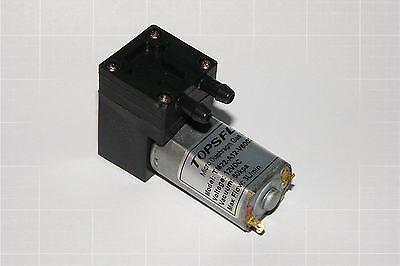 Druckpumpe Mini-Membranpumpe Luftpumpe Vakuumpumpe DC 12V TM22