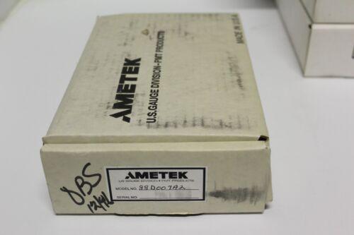 New Ametek 88D007A2 88 Series 2500 PSI Pressure Sensor Transmitter