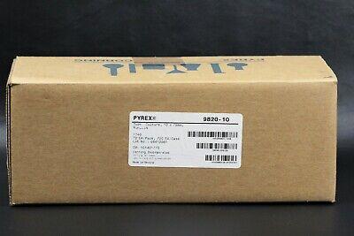 Pyrex 9820-10 10x75mm Borosilicate Rimless Culture Tubes Case Of 72