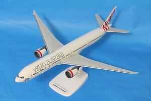 Genuine Virgin Australia Boeing 777-300ER Aeroplane Plane 1:200  Reg VHVPN