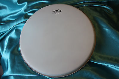 """Remo 10-5/8"""" Banjo Head, High Collar, Coated Top, BJ-1010-H1,Custom Special Size"""