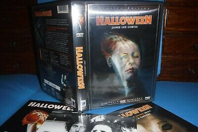 HALLOWEEN Limited Edition Hologram 2 Disc DVD R1 ()