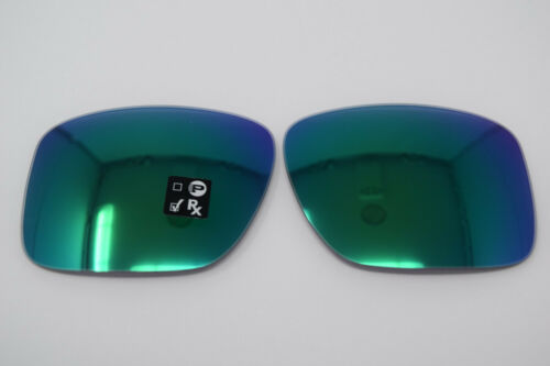 Brand New Authentic Oakley Holbrook Metal Replacement Lens Jade Iridium
