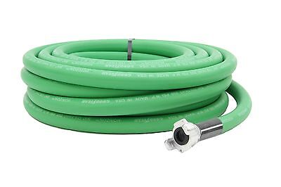 34 Green Jackhammer Jack Hammer Rubber Air Hose - 50 Ft