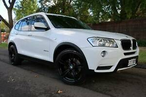 2011 BMW X3 xDRIVE20d Automatic SUV Prospect Prospect Area Preview