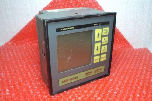 Isotron Upm 3010 Std Upm3010 Universal Power Meter Upm3010-011-t/s3 19-60vdc