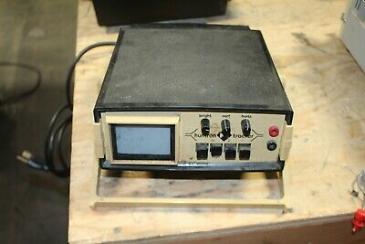 Huntron Htr 1005b Tracker Semiconductor Component Tester Working