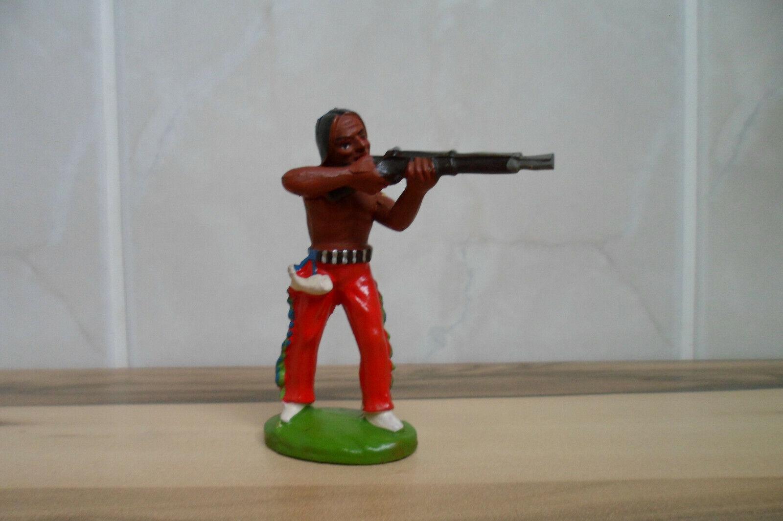 DDR Indianer Chingachgok in rot unbenutzt neu !!!!!!
