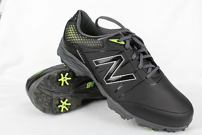 New Balance Men's NBG2004 Waterproof Golf Shoes 10 or 11 Medium Black # NBG2004