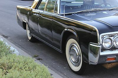 Image 15 of 1963 Lincoln Continental…