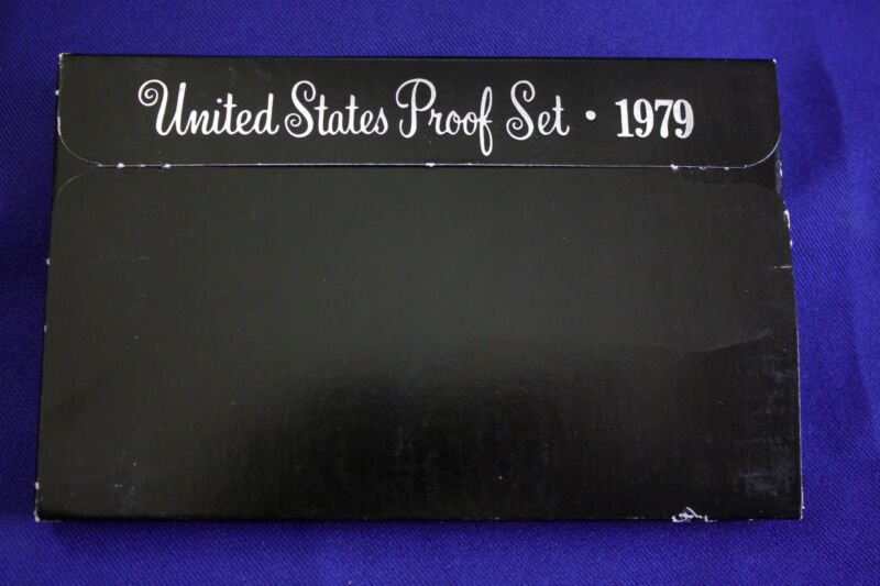 1979-s  U.S.Proof set. Genuine. complete and original as issued by US Mint.