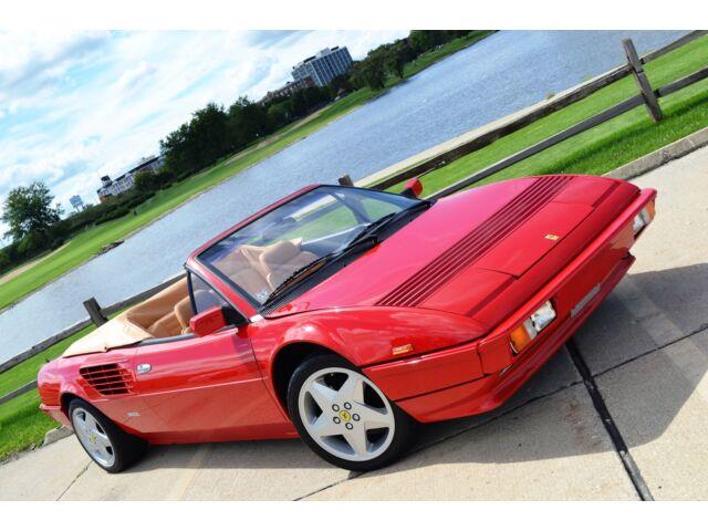 Image 1 of Ferrari: Mondial Red…