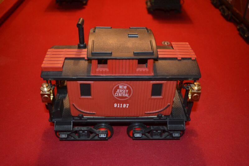 Jim Beam 1980 Grant Caboose Train Car Decanter