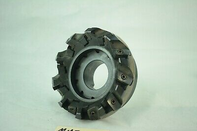 Kennametal 5 Indexable Facemill 1.5 Arbor Kssr500se45f6 Milling Cutter 45