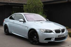 2008 BMW M3 E92 Coupe 2dr M-DCT 7sp 4.0i North Brighton Holdfast Bay Preview
