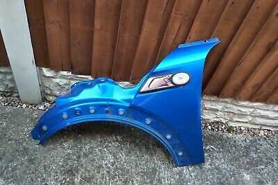 Mini Cooper S MK2 R56 06 - 13 Front wing fender left with S badge and indicator