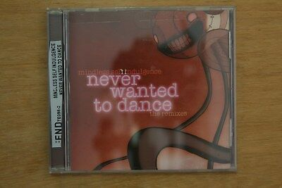 Mindless Self Indulgence  – Never Wanted To Dance: The Remixes   (Box