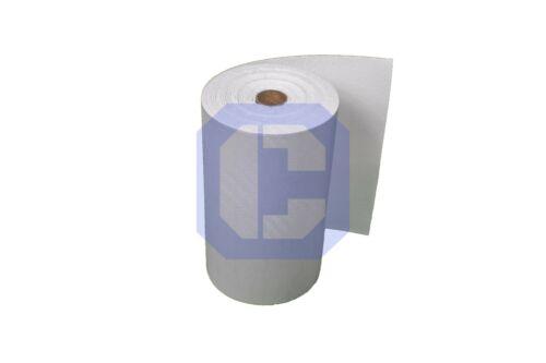 """Kaowool Ceramic Fiber Paper 1/8"""" x 24"""" x 100 ft 500 Grade Thermal Ceramics 2300F"""