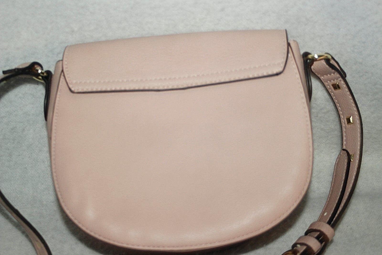 f00b1b1d2 VICTORIA'S SECRET ~ )) NEW (( Blush Tassel Studded Crossbody Shoulder Bag