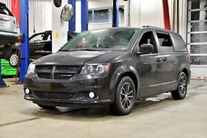 2018 Dodge Grand Caravan GT * CLIM 3 ZONES * DVD * NAV * CAMERA