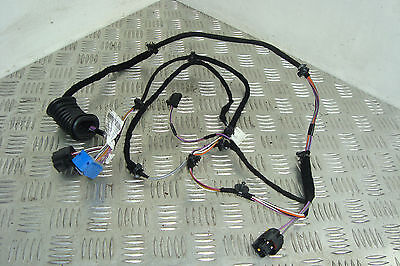 Fiat 500 Pop door wiring loom N/S Passengers Side 2012 3 Door