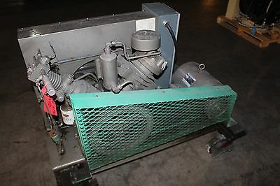 Worthington 3 Stage 7.5hp 2va3 High Pressure Compressor