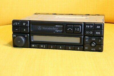 0316 REDUZIERT BE1690 Mercedes Exquisit W126 W124 W140 W210 R129 Becker Radio