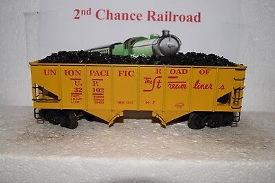 O Scale Trains K Line Union Pacific All Metal Coal Hopper 32102