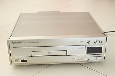 Pioneer CLD-HF9G (CLD-99) LD,CD Laser Disc Player NTSC AC-3