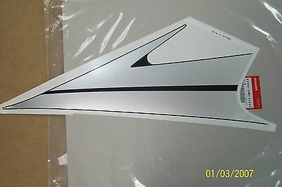 Honda AquaTrax  RIGHT Stripe Decal NEW OEM 83506-HW3-A10ZA Graphic Sticker